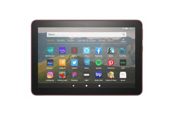 Amazon Fire HD 8 2020 2GB Ram 32GB Rom 8-inch 720P Tablet - Plum