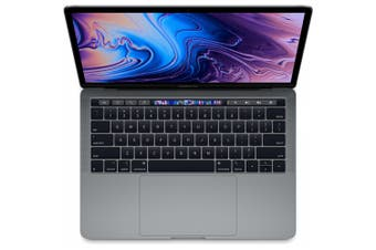 Apple 13-inch MacBook Pro 2019 8th i5 processor 8GB Ram 256GB SSD - Space Gray