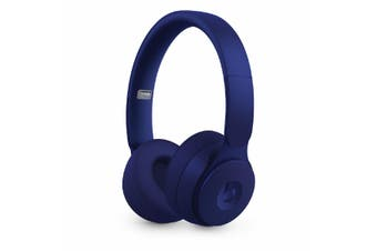 Beats Solo Pro Wireless Noise Cancelling Headphones - Dark Blue