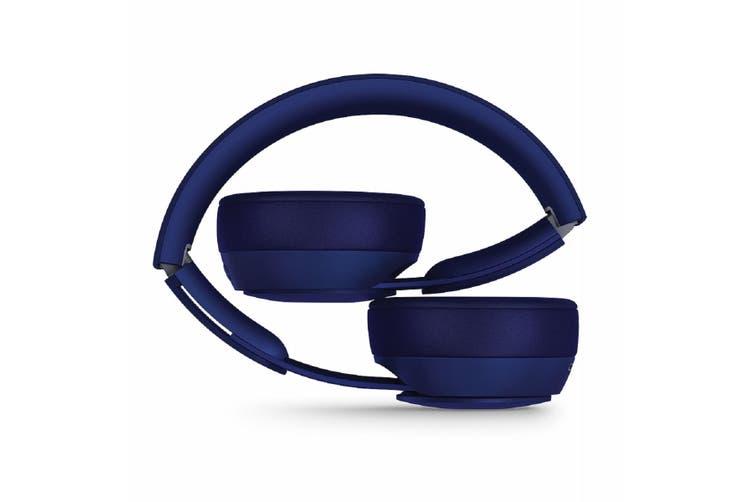 Beats Solo Pro Wireless Noise Cancelling Headphones - Dark Blue