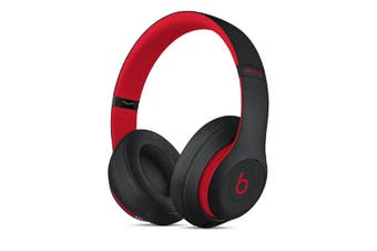Beats Studio3 Wireless Headphones The Beats Decade Collection - Black-Red