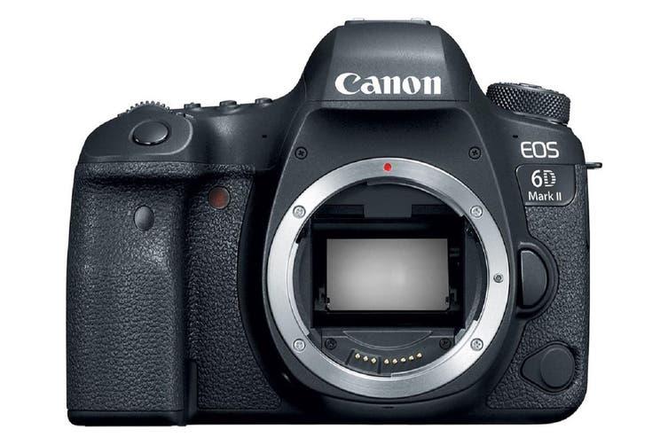 Canon EOS 6D Mark II Mk2 DSLR Camera (Body Only)