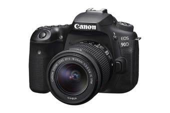 Canon EOS 90D Kit 18-55 IS STM