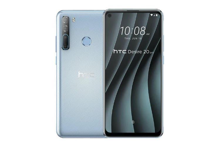HTC Desire 20 Pro 6GB Ram 128GB Rom Dual Sim - Blue