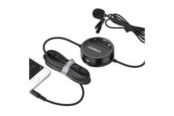 COMICA SIG.LAV V03 Lavalier Microphone for Camera / Gopro / Smartphone