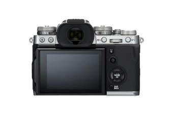 Fujifilm X-T3 Mirrorless Digital Camera with 18-55mm Lens - Silver