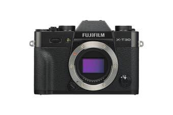 Fujifilm X-T30 Mirrorless Digital Camera Body - Black