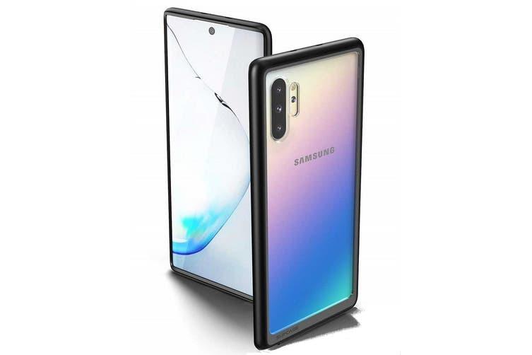 Samsung Galaxy Note 10 Plus Shock-Absorption Bumper Case Black