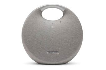 Harman Kardon Onyx Studio 5 Portable Bluetooth Speaker - Grey