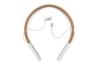 Klipsch T5 Neckband Earphones - Brown