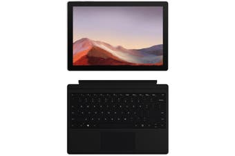 Microsoft Surface Pro 7 8GB/256GB Intel Core i5 with Type Cover - Black