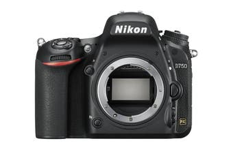 Nikon D750 Digital SLR Camera Body with Built-in Wifi