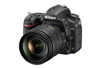 Nikon D750 Digital SLR Camera w/ AF-S NIKKOR 24-120mm f/4G ED VR Lens