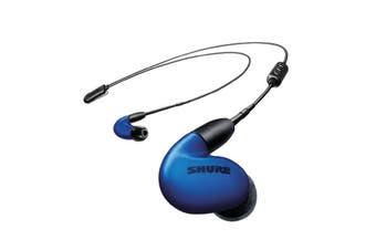 Shure SE846 Earphones with Bluetooth 5.0 & Wired Accessory Cables - Blue