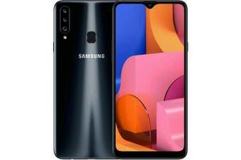 Samsung Galaxy A20s A207F-DS 3GB Ram 32GB Rom Dual Sim - Black