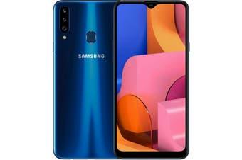Samsung Galaxy A20s A207F-DS 3GB Ram 32GB Rom Dual Sim - Blue