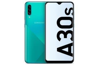 Samsung Galaxy A30s A307GN-DS 4GB Ram 128GB Rom Dual Sim - Prism Crush Green