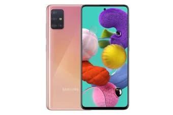 Samsung Galaxy A51 A515F-DSN 6GB Ram 128GB Rom Dual Sim - Pink