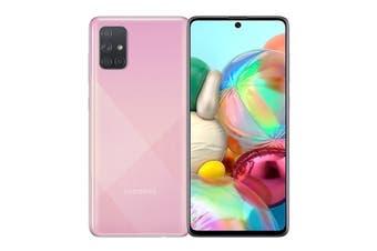 Samsung Galaxy A71 SM-A715F/DS 8GB Ram 128GB Rom Dual Sim - Crush Pink