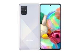 Samsung Galaxy A71 SM-A715F/DS 8GB Ram 128GB Rom Dual Sim - Prism Crush Silver