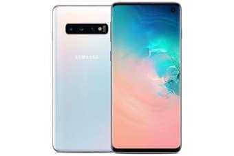 Samsung Galaxy S10 G973F-DS 8GB Ram 128GB Rom Dual Sim - Prism White