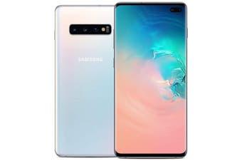 Samsung Galaxy S10 Plus G9750 8GB Ram 128GB Rom Dual Sim - Prism White