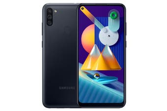 Samsung Galaxy M11 M115FD 3GB Ram 32GB Rom Dual Sim - Black