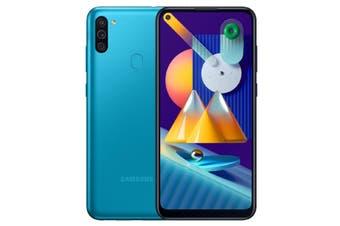 Samsung Galaxy M11 M115FD 3GB Ram 32GB Rom Dual Sim - Blue