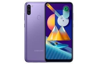 Samsung Galaxy M11 M115FD 3GB Ram 32GB Rom Dual Sim - Violet (Purple)