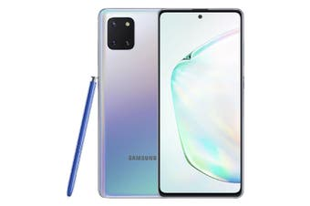 Samsung Galaxy Note 10 Lite SM-N770F/DS 8GB Ram 128GB Rom Dual Sim - Silver