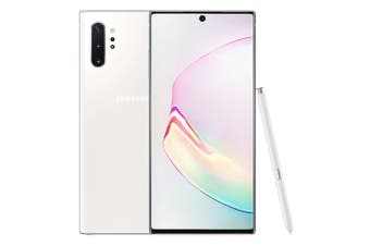 Samsung Galaxy Note 10+ Plus N9750 12GB Ram 256GB Rom Dual Sim - Aura White