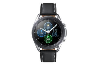 Samsung Galaxy Watch 3 R840 Stainless Steel 45mm Bluetooth - Mystic Silver