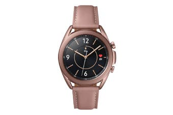 Samsung Galaxy Watch 3 R850 Stainless Steel 41mm Bluetooth - Mystic Bronze