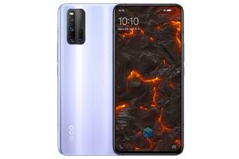 Vivo IQOO 3 5G V1955A 12GB/128GB Dual Sim - Silver (China Spec with Google)