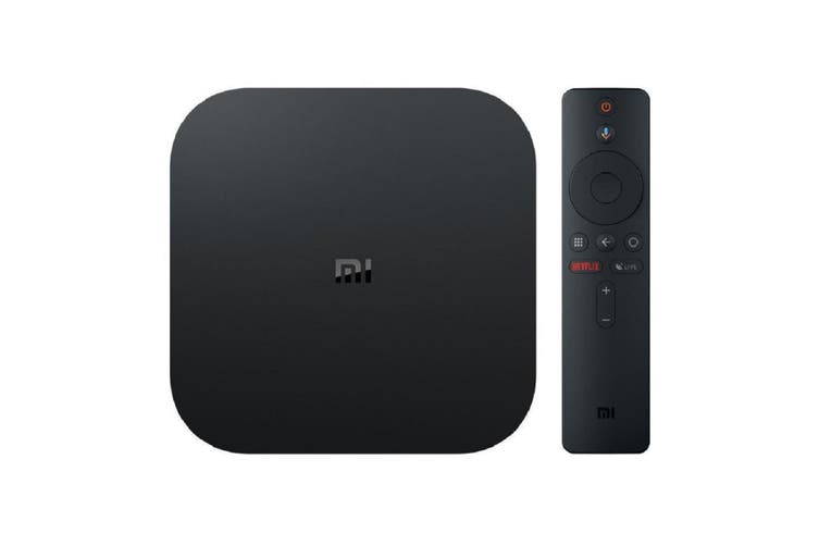 Xiaomi Mi Box S with 4K HDR Android TV
