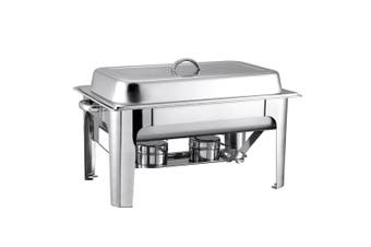 SOGA 9L Stainless Steel Chafing Catering Dish Food Warmer