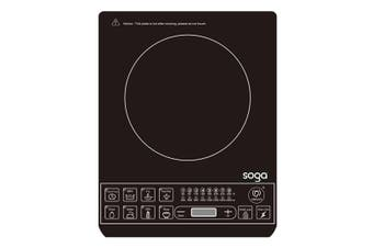 SOGA Cooktop Electric Smart Induction Cook Top Portable Kitchen Cooker Cookware