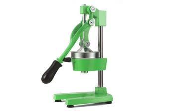 SOGA Commercial Manual Juicer Hand Press Juice Extractor Squeezer Orange Citrus Green