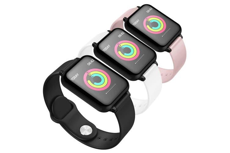 SOGA 3X Waterproof Fitness Smart Wrist Watch Heart Rate Monitor Tracker Bundle