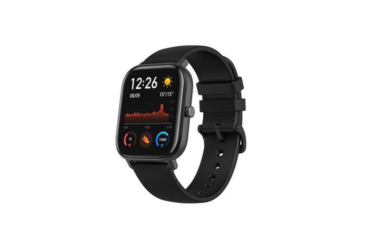 SOGA 2X Waterproof Fitness Smart Wrist Watch Heart Rate Monitor Tracker P8 Black