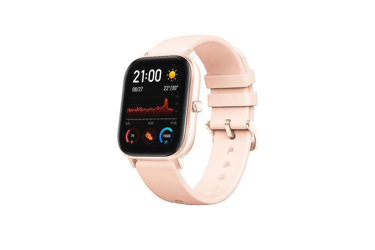 SOGA 2X Waterproof Fitness Smart Wrist Watch Heart Rate Monitor Tracker P8 Gold