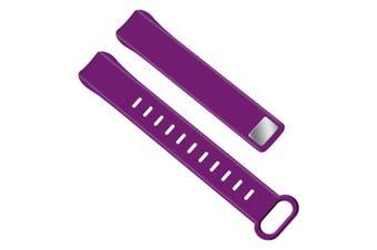 SOGA Smart Watch Model RD11 Compatible Sport Strap Wrist Bracelet Band Purple