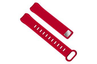 SOGA Smart Watch Model RD11 Compatible Sport Strap Wrist Bracelet Band Red
