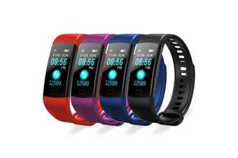SOGA 4X Sport Smart Watch Health Fitness Wrist Band Bracelet Activity Tracker Bundle