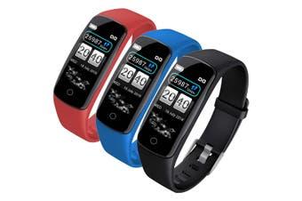 SOGA 3X Sport Monitor Wrist Touch Fitness Tracker Smart Watch Bundle