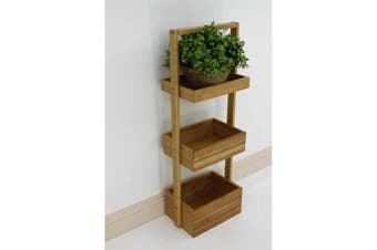 Bamboo Storage Unit