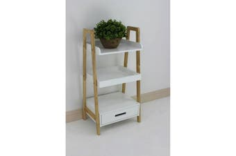 Wooden Shelving Unit 3 Tier