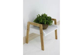Wooden Shelving Unit 1 Tier