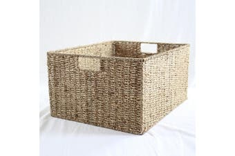 Seagrass Storage Basket Large