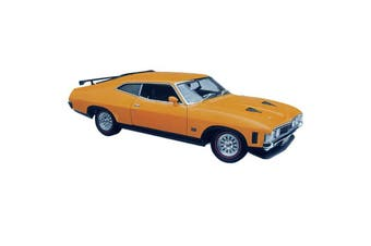 Classic Carlectables 1/18 Ford XA Falcon RPO83 Coupe (Yellow Fire)